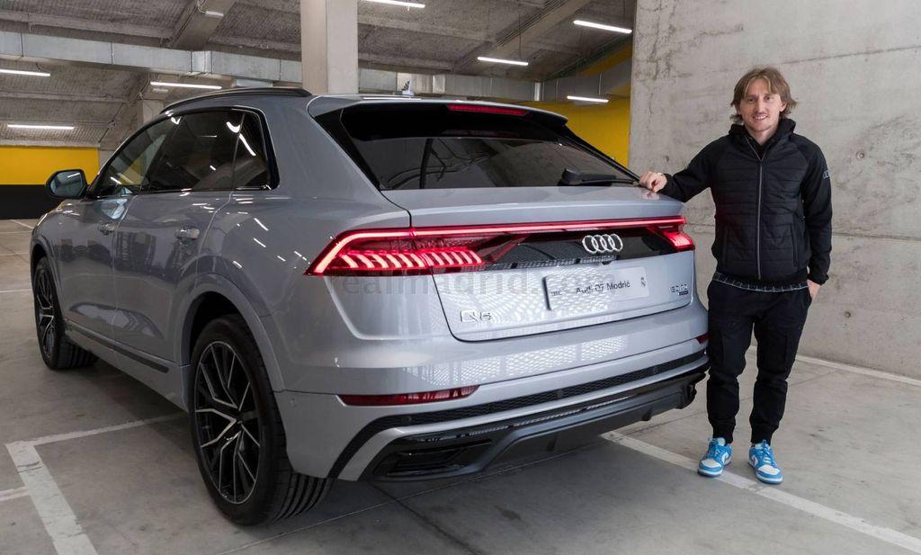 Pemain Real Madrid Dapat Mobil Baru Lagi