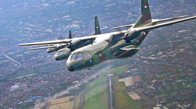 Pesawat Indonesia buatan PTDI