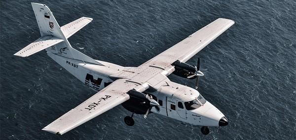 Pesawat N219 Nurtanio paling cocok digunakan untuk daerah terpencil. Pesawat ini mampu mengangkut sebanyak 19 penumpang.