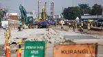 Progres Terkini Pembangunan Underpass Bulak Kapal