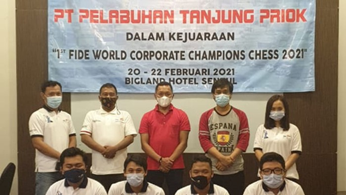 PTP Multipurpose ikut kejuaraan catur antarkorporasi sedunia