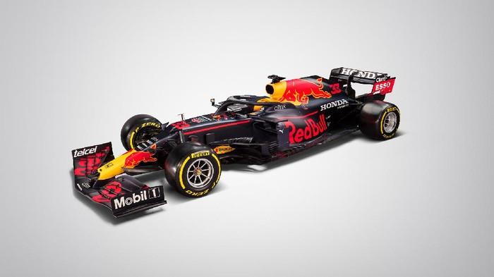 RB16B dari Red Bull Racing.