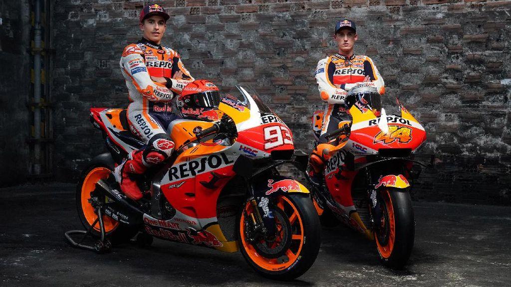 Sambutlah, Repsol Honda di MotoGP 2021!