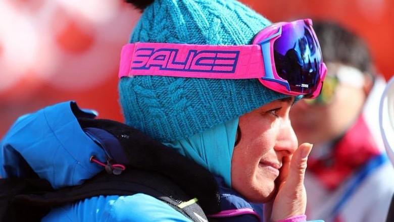 Atlet ski wanita Iran