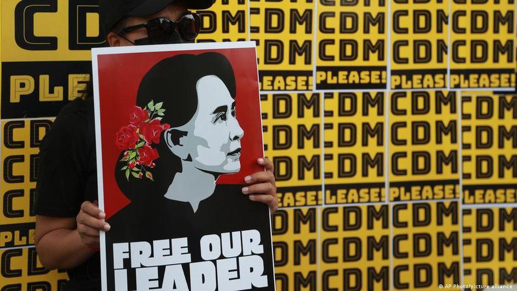 Uni Eropa Siap Jatuhkan Sanksi terhadap Junta Militer Myanmar