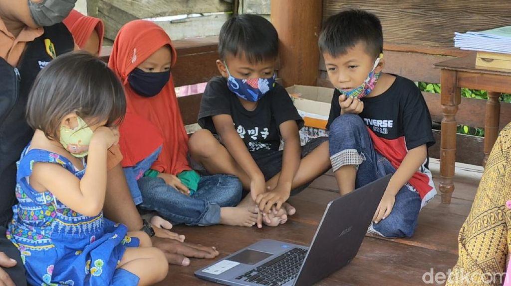 Susah Sinyal, Desa di Sragen Bikin 176 Jaringan Internet Mandiri