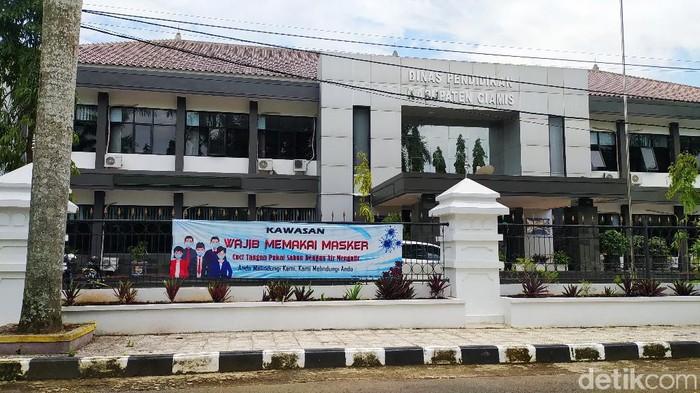 23 pegawai Dinas Pendidikan Ciamis terkonfirmasi positif Corona