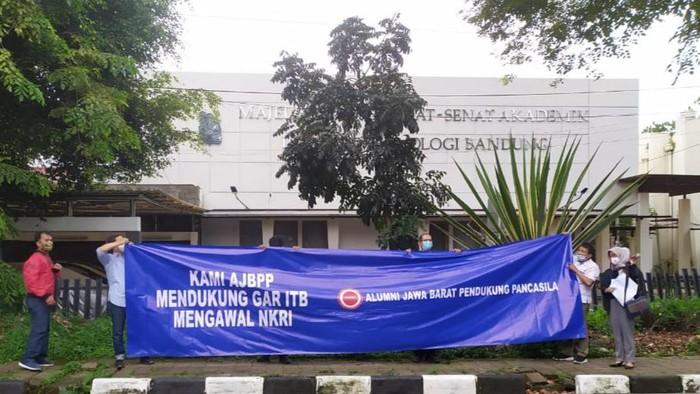 Alumni Jawa Barat Peduli Pancasila Beri Dukungan Hukum untuk GAR ITB