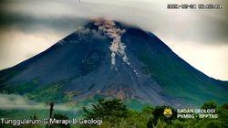 Gunung Merapi Erupsi Pagi Ini, Muntahkan Awan Panas ke Barat Daya
