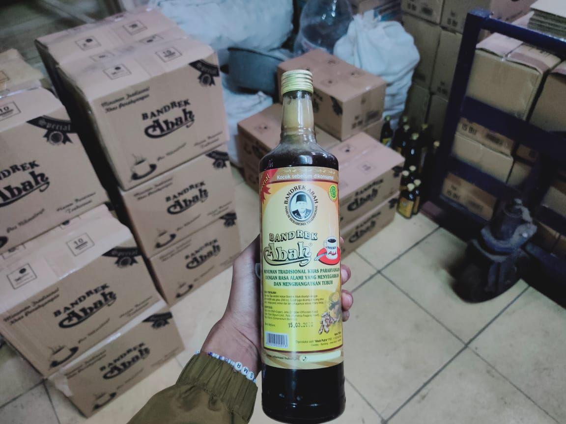 Bandrek Abah dari Ciwidey Kabupaten Bandung