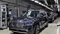 BMW X7 Sudah Dirakit di Indonesia, Ini Spesifikasinya