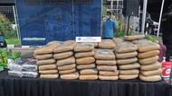 BNN Musnahkan Ratusan Kg Narkotika Hasil Jaringan Nasional-Internasional
