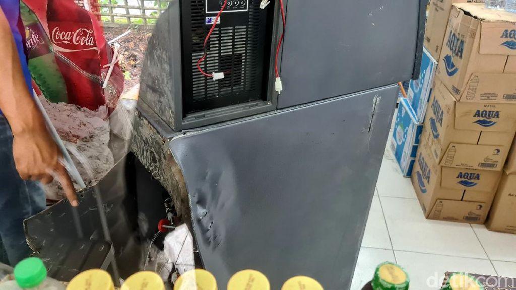 Gondol Duit Rp 420 Juta, Pembobol ATM-Brankas Diburu Polisi Sukabumi