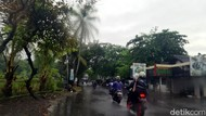 Malam hingga Pagi Diguyur Hujan, BPBD Sukabumi Minta Warga Waspada