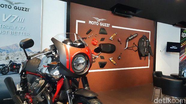 Dealer Motoplex di Jakarta Selatan