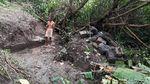 Diduga Situs Bersejarah, Ini Batu Susun yang Ditemukan di Prambanan