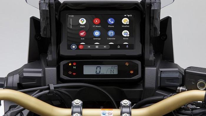 Fitur Android Auto di motor