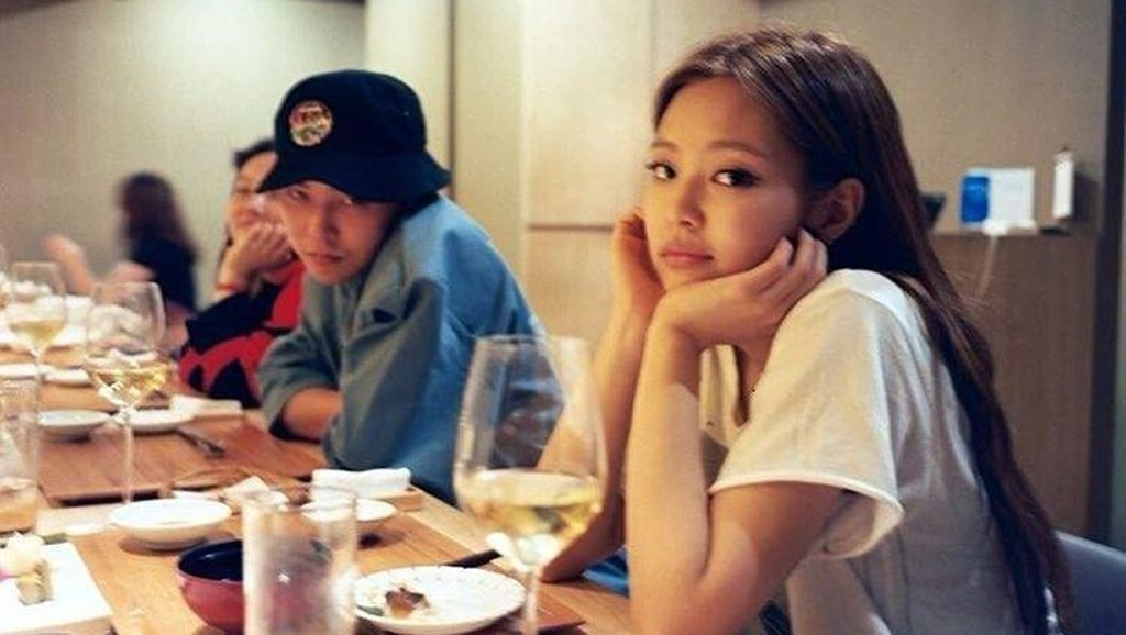 Masih Baper soal Berita Pacaran G-Dragon dan Jennie BLACKPINK