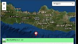 Gempa M 4,7 Guncang Gunung Kidul Terasa hingga Pacitan