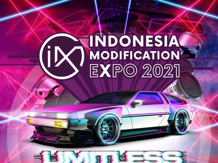 Indonesia Modification Expo (IMX) 2021