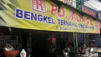 Jabar Hari Ini: Bengkel Termahal di Bandung-Walkot Tasik Nonaktif Divonis 1 Tahun