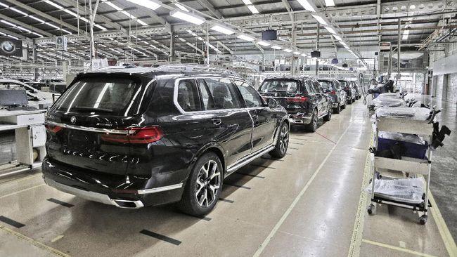 Krisis Chip Semikonduktor Pengaruhi Produksi BMW di Indonesia?