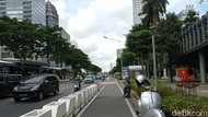 Kerap Terjadi Pelanggaran di Jalur Sepeda, Dishub DKI Minta Pemotor Tertib