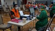39 Tahanan KPK Telah Divaksin COVID-19, Termasuk Juliari Batubara