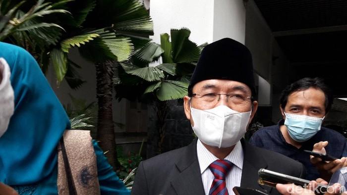 Kadis SDA DKI Yusmada Faizal