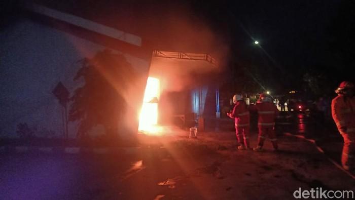 kebakaran di probolinggo