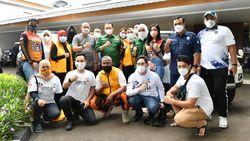 Ketua MPR Kirim Bantuan untuk Korban Jebolnya Tanggul Sungai Citarum