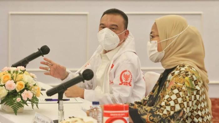 Ketua Satgas Lawan COVID DPR Sufmi Dasco Ahmad (Dok. Istimewa/foto dikirimkan Dasco).