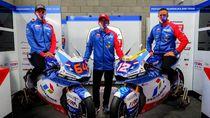 Mandalika SAG Racing Team Resmi Meluncur, Motornya Pakai Corak Batik