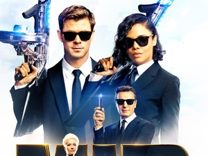 Sinopsis Men in Black: International, Hadir di Bioskop Trans TV
