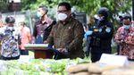 Momen Risma Ikut Musnahkan Barang Bukti Narkotika