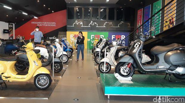 Motoplex Gaia Moto Antasari, Jakarta Selatan