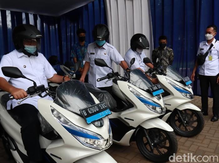 Motor Listrik Pemkot Bandung