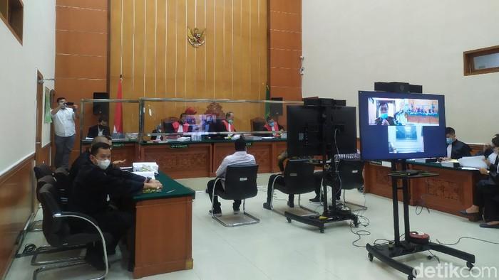 Nus Kei menjadi saksi di sidang kasus penyerangan kelompok John Kei di PN Jakbar