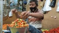Pedagang Curhat Harga Cabai Rawit Merah Melonjak