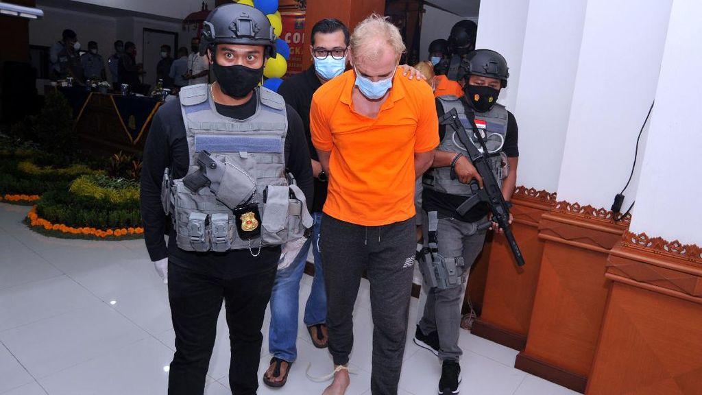 7 Fakta Akhir Pelarian WN Rusia Buron Interpol di Pulau Dewata