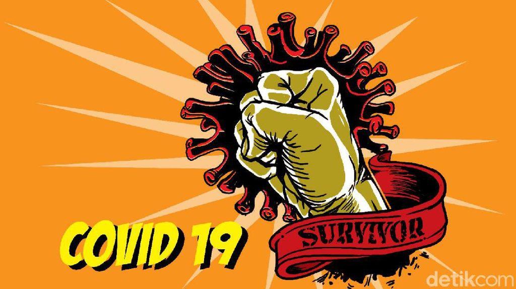Negatif COVID-19 Tak Berarti Sembuh