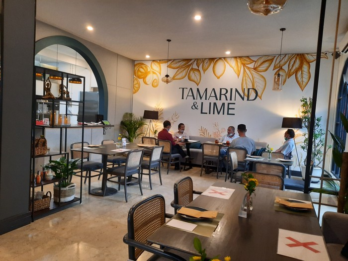 Resroran Tamarind and Lime