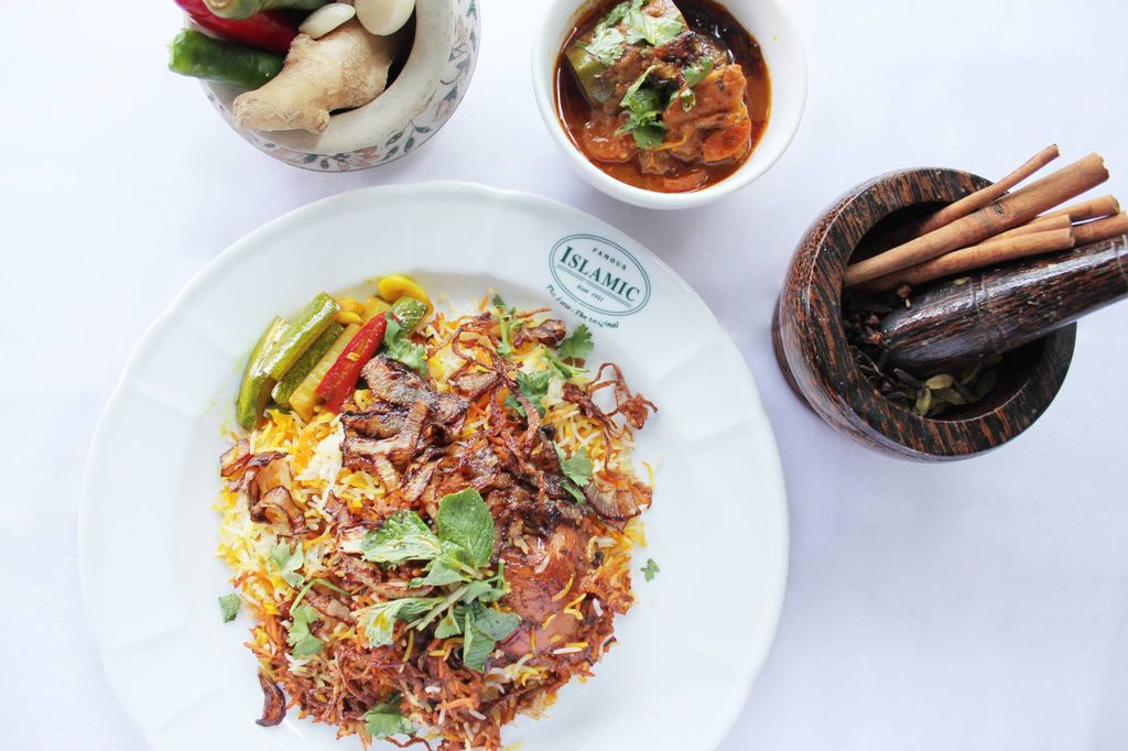 Restoran Legendaris di Singapura Ini Sudah Tawarkan Nasi Biryani Selama 100 Tahun
