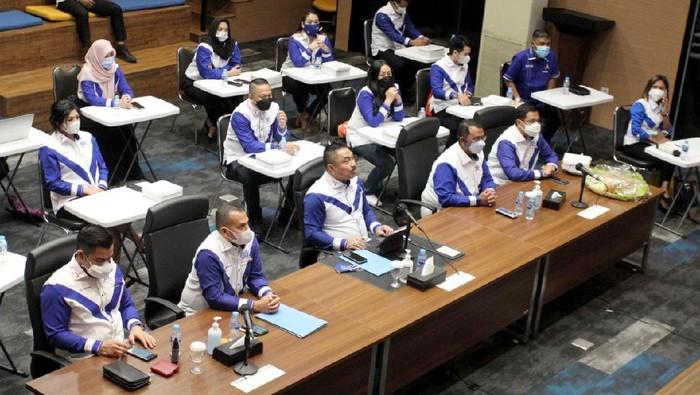 Ketum Partai Demokrat AHY terus mendukung Insan Muda Demokrat Indonesia (IMDI) mendorong pemerintah agar memperhatikan dan konsern pada keselamatan dunia penerbangan.