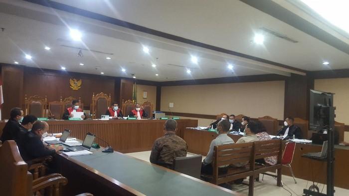 Sidang Ekspor Benur Edhy Prabowo