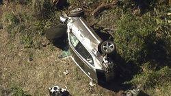 Tiger Woods Selamat Dari Kecelakaan Fatal