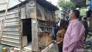 DPRD Surabaya Datangi Anak Lumpuh yang Viral Tinggal di Gubuk Tak Layak Huni