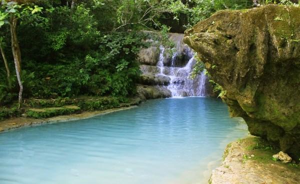 Untuk melepas penat, kamu bisa menikmati wisata alam air terjun yang ada di Yogyakarta, salah satunya Grojogan Lepo Dlingo yang terletak di Gunungkidul.
