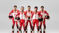 Ini Line-up Astra Honda Racing Team di Musim 2021