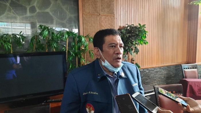 Ketum DPP Kader Muda Demokrat Aswin Ali Nasution